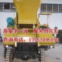 中小型混凝土输送泵在金属矿山地下采空区充填中的作用