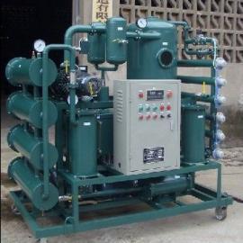 TR/ZJR再生净化式双级高效多功能真空滤油机