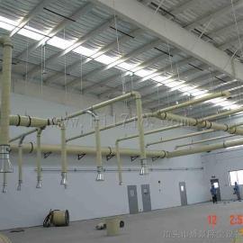 广州嘉顺家居厂木屑粉尘集尘器