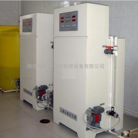通辽复合高效二氧化氯发生器--负压供水消毒设备