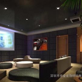 深圳聚酯纤维吸音板价格,安装*简易的吸音材料