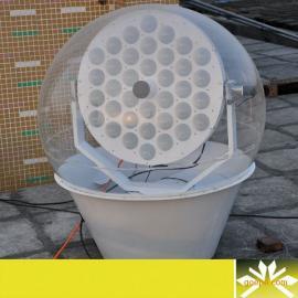 【蓝煦】绿色培植照明 太阳光纤导入器