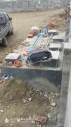达州高速路一体化污水处理设备