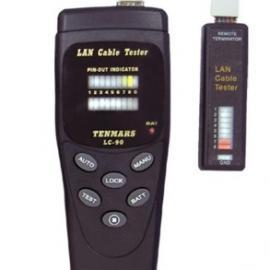 泰马斯LC-90 网络缆线测试器