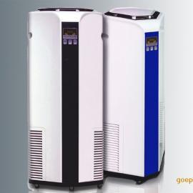 光催化动静态两用空气消毒机,室内移动式空气消毒机价格