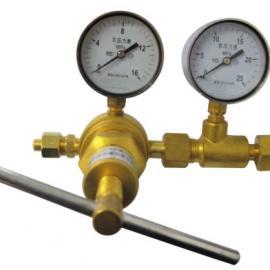 YQD-370氮气减压器16x25MPa