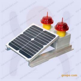 太阳能低光强双联航空障碍灯