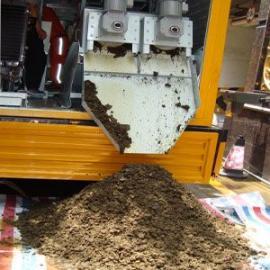 化粪池清掏机械设备/998粪便处理机/污水污物分离机