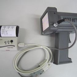 手持式打印型雷达测速仪 北京