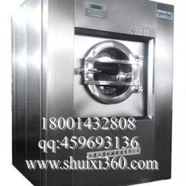 安徽亳州养老院洗衣房全自动水洗机 全自动洗脱机