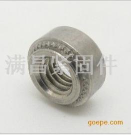 压铆螺母M2-镀锌压铆螺母-S系列压铆螺母