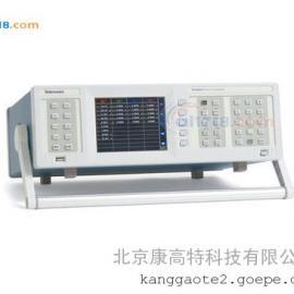 美国TEKTRONIX  PA4000 2CH功率分析仪