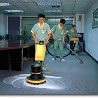 上海办公室PVC地板清洗公司