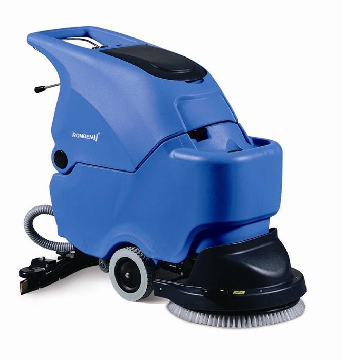 车间环氧地坪用洗地机价格 容恩R50B洗地机