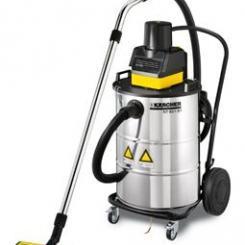 凯驰电动防爆工业吸尘器NT80/1B1M常州专卖