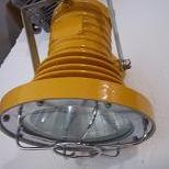 专业厂用大功率LED防爆投射灯矿用LED投射灯巷道灯首选渝荣防爆
