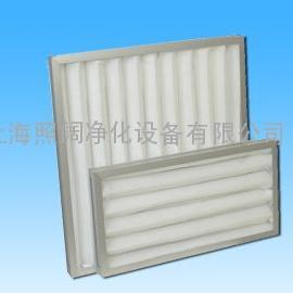 初效无纺布过滤网|粗效过滤棉带框|新风机组粗效过滤网
