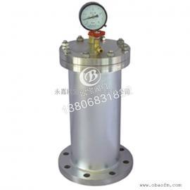 SZ9000型活塞式水锤消除器 活塞式水锤吸纳器厂家