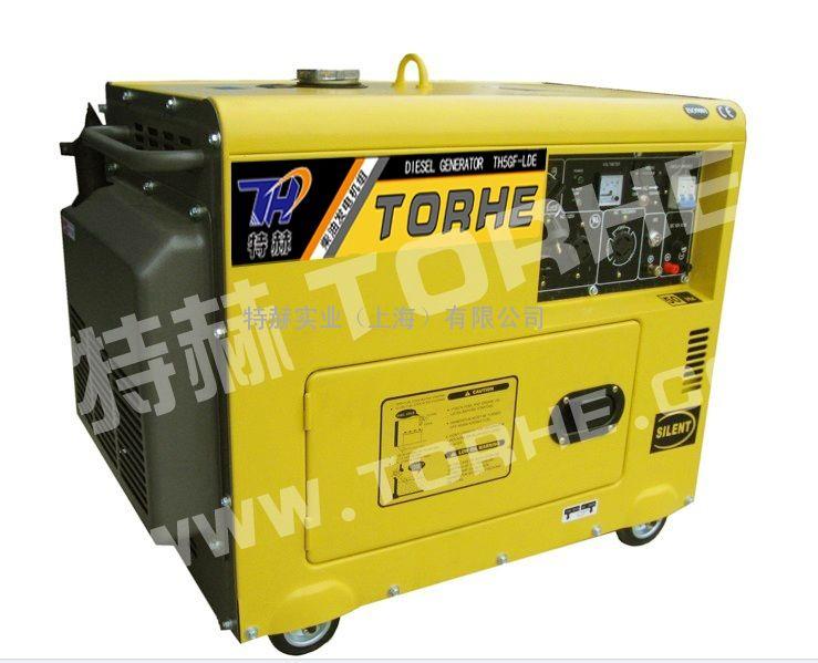 小型电启动静音柴油发电机,家用3kw柴油发电机组图片