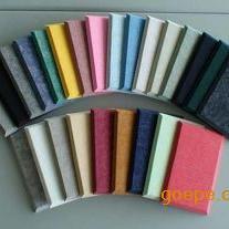 老品牌新产品佳音:聚酯纤维吸音板,聚酯纤维植绒艺术吸音板优