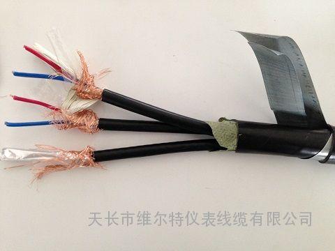 ZR-SYV22-75-7 铠装视频电缆