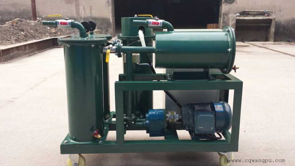 YL-B-100精密轻便式过滤加油机(滤油车)