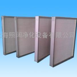 无隔板高效过滤器|亚高效空气过滤网|初中效高效空气过滤网