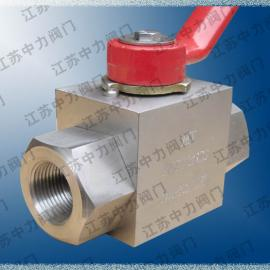 Q11N-500P高品质内螺纹天然气高压球阀