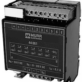 MURR穆尔电子接口模块AD-DA转换器