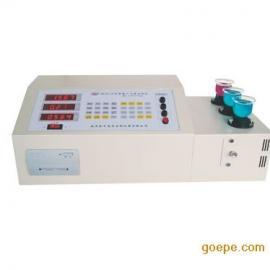 生铁锰磷硅分析仪铸钢铬钼镍分析仪钢铁化验室仪器