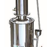 钢铁化验室设备5L型1OL型不锈钢蒸馏水器