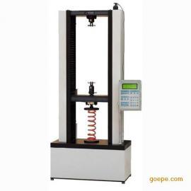 汽车减震弹簧强度检测仪器门式拉压试验机