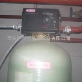 FLECK富莱2750流量全自动锅炉软化水控制器控制阀