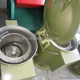 400型、500型铁屑脱油机,切削液压脱油机,铜粉脱油机