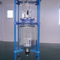 双层玻璃反应釜价格厂家