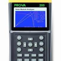 泰仕太阳能电池分析仪PROVA-200