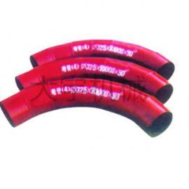 大宇陶瓷耐磨复合管 陶瓷耐磨弯头