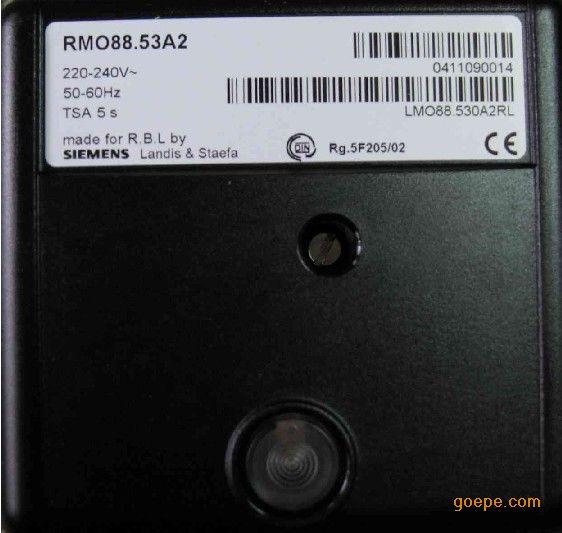 rmo88.53c2 riello利雅路程控器