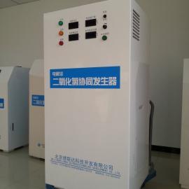不�P�水箱消毒�O�潆�解法二氧化氯�l生器 一��水成本�桌邋X