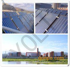 太阳能空气墙采暖系统