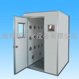 无尘室公用风淋室|多人多电烫淋室|风淋室FFU清灰设备