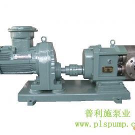 江苏普利施专业生产凸轮式转子泵100PLST6-60