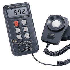 泰仕数字式照度计TES-1336A