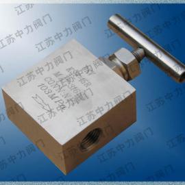 70MPa-140MPa高压针阀