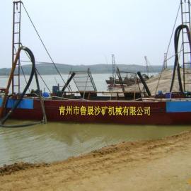 河道专用抽沙船
