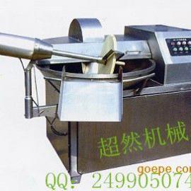 超然牌40L304不锈钢材质斩拌机