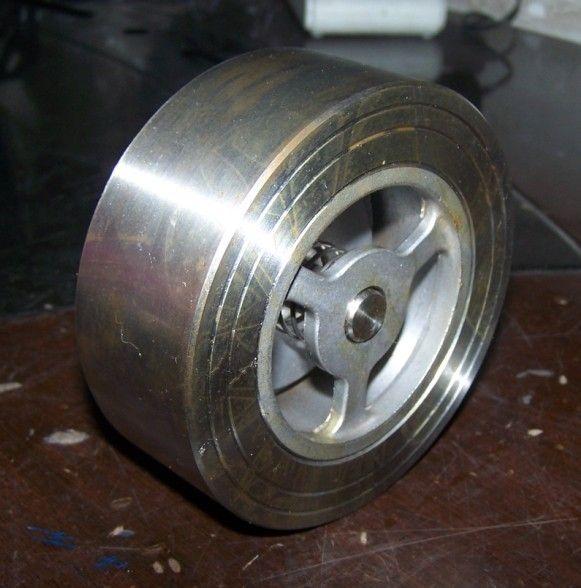 金钛直销h71h型对夹式升降止回阀图片