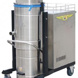 纯不锈钢工业吸尘器|凯德威工业吸尘器DL-5510B