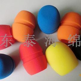 圆筒海绵套销售厂家/话筒套大量供应