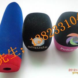 户外采访专用话筒套生产商|耳机海绵套价格